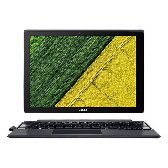 "Acer Switch SW512-52-58Q4 2.5GHz i5-7200U 12"" 2160 x 1440pixels Touchscreen Black Hybrid (2-in-1)"