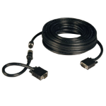 "Tripp Lite P503-100 VGA cable 1200"" (30.5 m) VGA (D-Sub) Black"