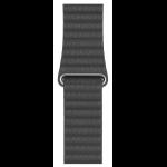 Apple MXAA2ZM/A accesorio de smartwatch Grupo de rock Negro Cuero