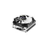 CRYORIG CR-C7R computer cooling component Processor Cooler 9.2 cm Black, Silver, White