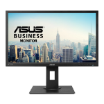 "ASUS BE249QLBH computer monitor 60.5 cm (23.8"") Full HD LED Flat Black"