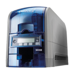 DataCard SD260S plastic kaart printer Thermische transfer kleurstofsublimatie/hars Kleur 300 x 300 DPI