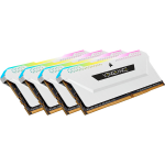 Corsair Vengeance CMH32GX4M4D3600C18W memory module 32 GB 4 x 8 GB DDR4 3600 MHz