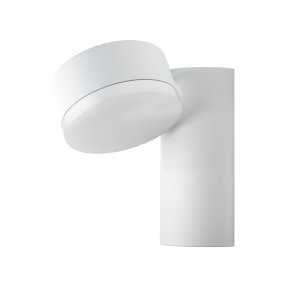 Osram Endura Style Spot Round Outdoor wall lighting White