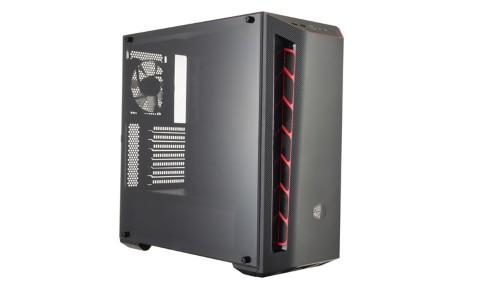 Cooler Master MasterBox MB510L Midi-Tower Black