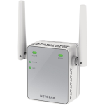 Netgear EX2700-100PES Network repeater White