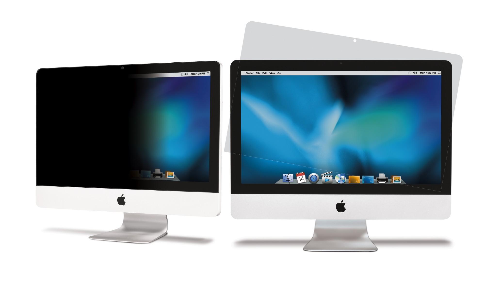 3m pfim27v2 privacy filter for apple imac 27 inch - Desk for imac inch ...