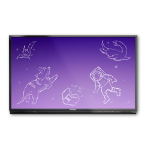 "Promethean ActivPanel Nickel interactive whiteboard 2.18 m (86"") 3840 x 2160 pixels Touchscreen Black HDMI"