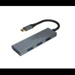Akasa USB Type-C 4 Port Hub