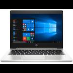 """HP ProBook 430 G7 Notebook Silver 33.8 cm (13.3"""") 1920 x 1080 pixels 10th gen Intel® Core™ i5 8 GB DDR4-SDRAM 256 GB SSD Wi-Fi 6 (802.11ax) Windows 10 Pro"""