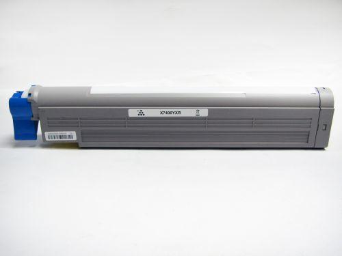 Remanufactured Xerox 106R01079 Yellow Toner Cartridge