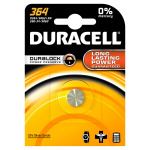 Duracell 364 Silver-Oxide 1.5V non-rechargeable battery