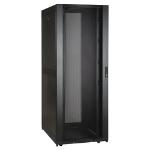 Tripp Lite 42U SmartRack Standard-Depth Rack Enclosure Cabinet with doors & side panels
