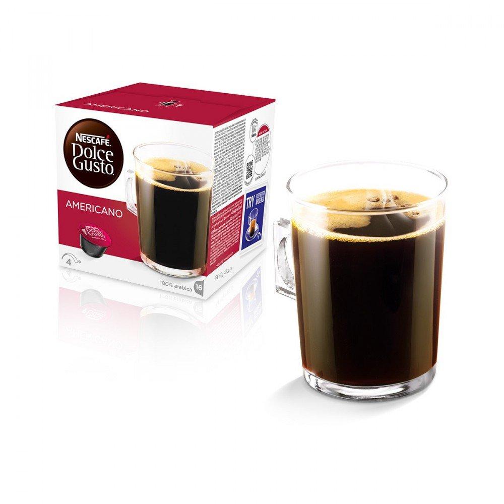 Nescafé DOLCE GUSTO CAFFE AMERICANO 3X16