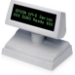 Epson DM-D110 40digits RS-232 White customer display