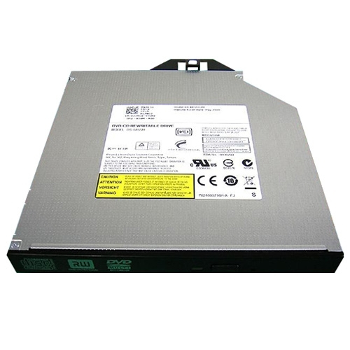 DELL 429-AASY optical disc drive Internal Black,Stainless steel DVD±RW