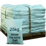 WINTER DEICING SALT WHITE 40 X 25KGS