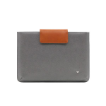 "Mozo Saffiano 12.3"" Sleeve case Grey"