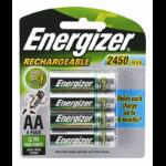 ENERGIZER BATTERY ENERGIZER RECHARGABLE AA BP4(EACH)
