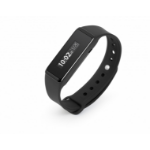 "Technaxx TouchTX-72 Wristband activity tracker 0.91"" OLED Wireless IP67 Black"