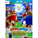 Nintendo Mario & Sonic at the Rio 2016 Olympic Games Wii U German, Dutch, English, Spanish, French, Italian video game