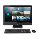 """HP EliteOne 800 G1 3.1GHz i7-4770S 23"""" Touchscreen Black All-in-One PC"""