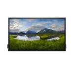 "DELL C8621QT 85.6"" 3840 x 2160 pixels Black Multi-touch"