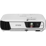 Epson PowerLite X36+ Desktop projector 3600lúmenes ANSI 3LCD XGA (1024x768) Color blanco video proyector