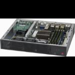 Supermicro CSE-E300 Rack Black computer case