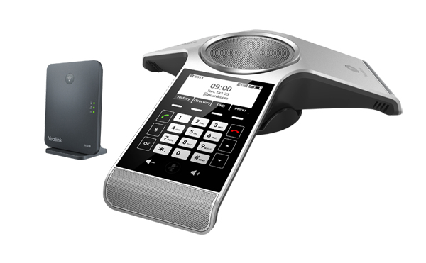 Yealink High-performance SIP Cordless Phone System (Includes CP930W & W60B Base)