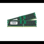 Crucial 128 GB DDR4-2400 128GB DDR4 2400MHz ECC memory module