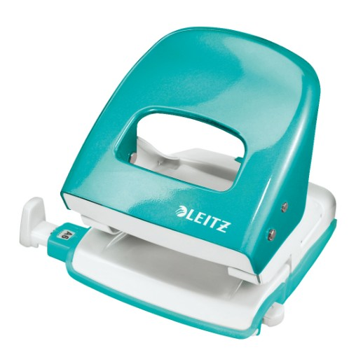 Leitz NeXXt WOW 30sheets Blue, White hole punch