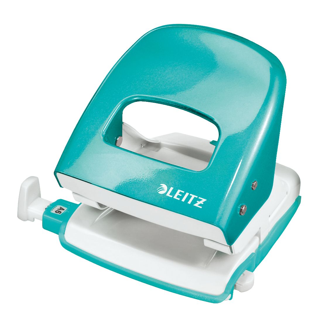 Leitz NeXXt WOW hole punch 30 sheets Blue,White