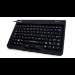 Accuratus KYBNA-SIL-MINCBK keyboard USB QWERTY English Black
