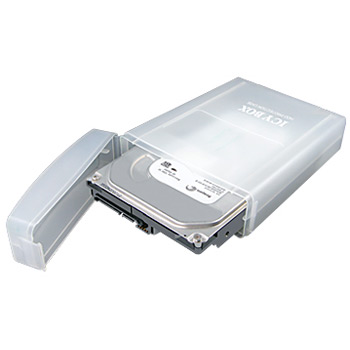 "ICY BOX IcyBox IB-AC602a 3.5"" Hard Drive Protection Box"