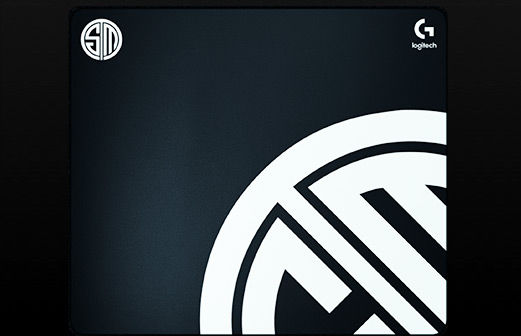 Logitech G640 Team SoloMid Black Gaming mouse pad