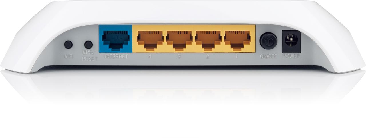 TP-LINK TL-WR840N Fast Ethernet Grey, White