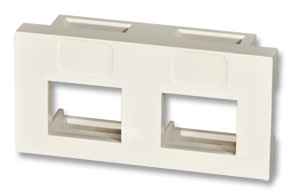 Lindy Dual Snap-in Block White