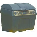 WINTER BIN SALT/GRIT VICT NO HOPP 400L GRN