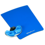 Fellowes 9180601 mouse pad Blue
