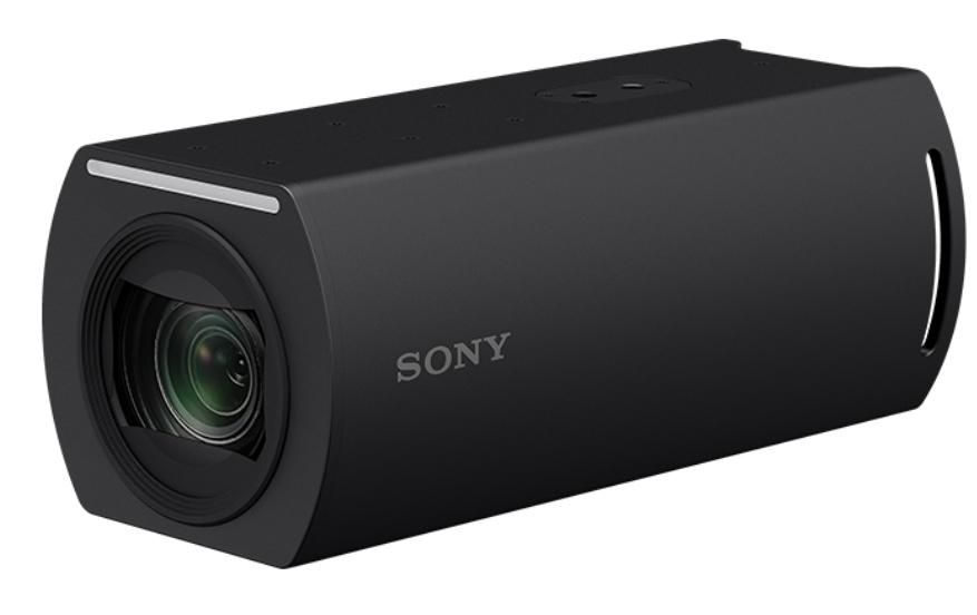 Sony SRG-XB25 IP security camera Indoor Box 3840 x 2160 pixels