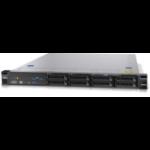 Lenovo System x3250 M6 3.5GHz E3-1240V5 460W Bastidor (1U) servidor