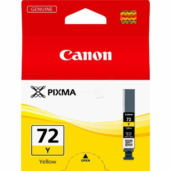 Canon 6406B001 (PGI-72 Y) Ink cartridge yellow, 14ml