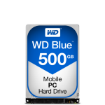 "Western Digital Blue PC Mobile 2.5"" 500 GB Serial ATA III HDD"