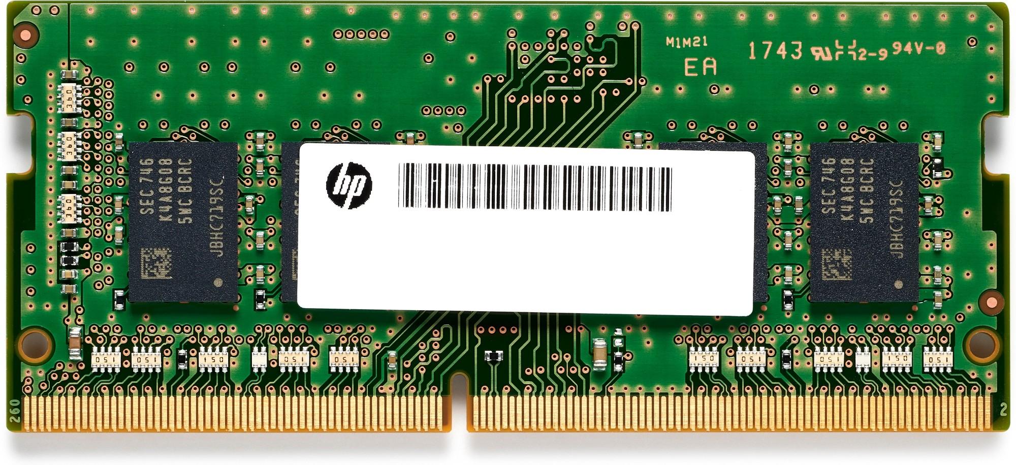 HP 3TQ35AA memory module 8 GB DDR4 2666 MHz