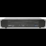 Qtx 172.020UK audio amplifier 2.0 channels Performance/stage Black