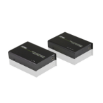 Aten VE812 AV transmitter & receiver Black audio/video extender