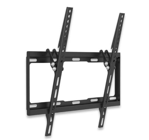 "Manhattan Monitor/TV Wall Mount (tiltable), 1 screen, 32-55"", Vesa 200x200 to 400x400mm, Max 35kg, Black"