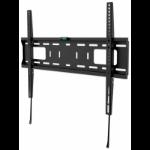 "Manhattan TV & Monitor Mount, Wall, Fixed, 1 screen, Screen Sizes: 37-65"", Black, VESA 200x200 to 600x400mm, Max 50kg, LFD, Lifetime Warranty"