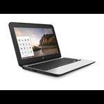 "HP Chromebook 11 G4 2.16GHz N2840 11.6"" 1366 x 768pixels Black,White"